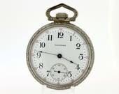 Waltham Pocket watch 17 Jewel Movement