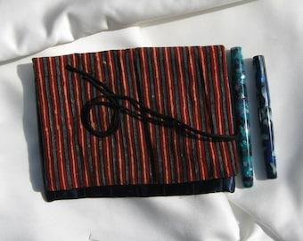 Fountain Pen Wrap for 6 Pens