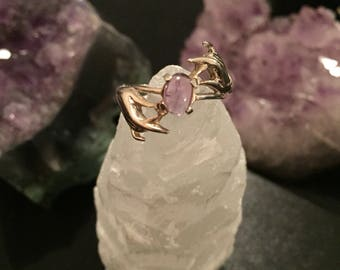 Cantrip Ring - Amethyst