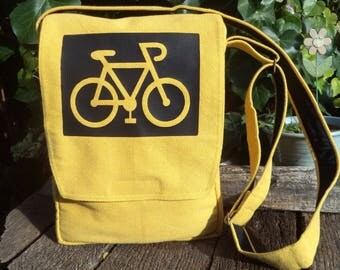 Canvas shoulder bag,messenger bag