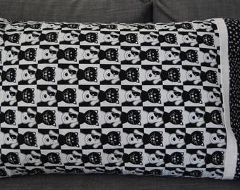 Cats or Dogs Pillowcase