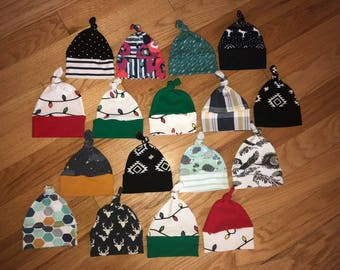 Baby Hat Size 0-3 Month