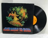 Paul Kantner & Jefferson Starship Blows Against The Empire vinyl record 1970 VG