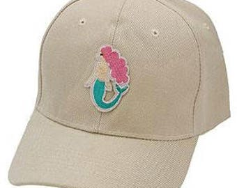 Mermaid Ball Cap