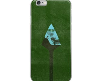 Arrow Scenic iPhone Case