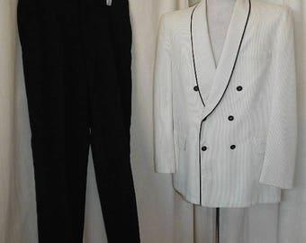 1960s  Pinstripe Tuxedo