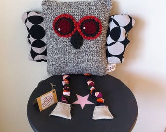 OWL pillow or OWL-