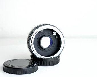 Canon FD Mount Gemini Auto Tele Converter 2X with Caps for Canon FD Mount Camera (AE-1 A-1, Etc.)
