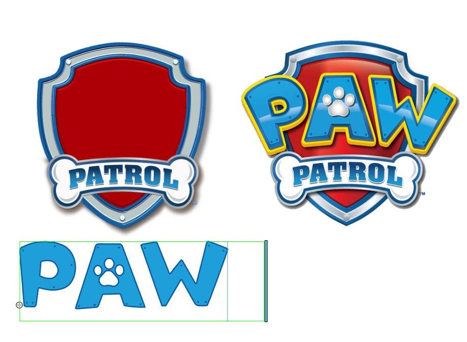 paw patrol logo malvorlagen  kostenlose malvorlagen ideen