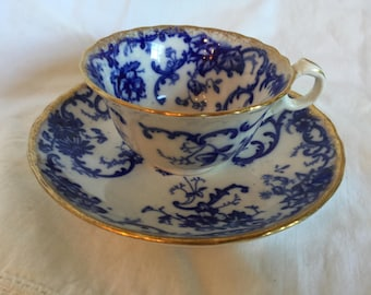 Vintage Cup and Saucer  England