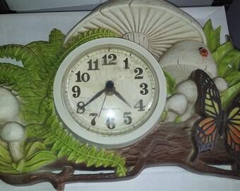 70's Novelty New Haven Wall Clock