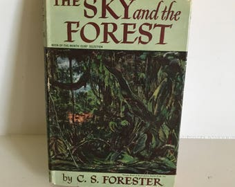First Edition The Sky and the Forest Book, 1948 by C.S. Forester