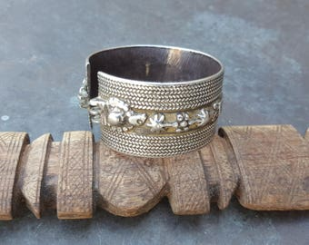 antik Chaoui,Aures / Oulad nail  silver bracelet