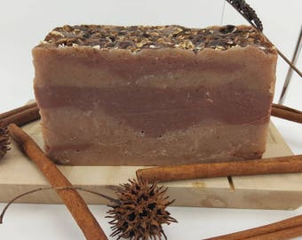Oatmeal Milk And Honey Soap - Soap Loaf - Extra Moisturizing