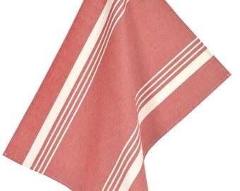 50x70cm pastel red fabric cloth