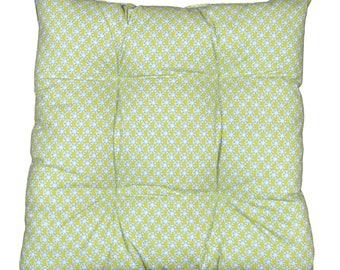 """Cushion 40x40cm fabric """"mad."""""""