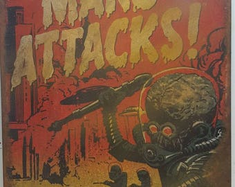 Wasteland inspired Mars Attacks!!
