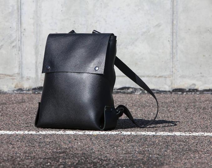 Featured listing image: Rucksack CUSTOM SIZE backpack Leather backpack Leather rucksack Purse Backpack Womens backpack for women Womens rucksack Backpacks leather