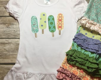 Pick 4! Popsicle Shirt M2M Matilda Jane Shorties