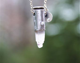 Beautiful Rifle Bullet Necklace