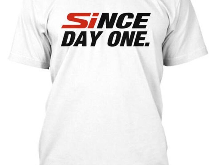 Since Day One Honda White T-Shirt JDM Civic