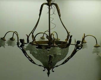 Baroque chandelier chandelier lamp LouisXV antique style mklp0610