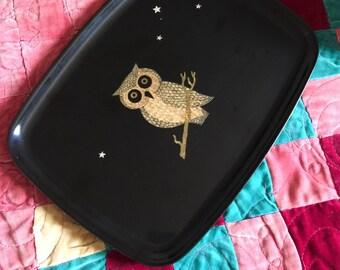 Darling Owl Tray