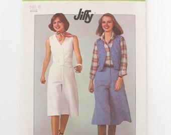 Vintage sewing pattern / simplicity 8013 / Vintage 70s Sewing Pattern  / Simplicity Pattern / Sewing pattern / 70s sewing pattern