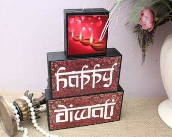 Happy Diwali Decor Deepavali Decoration Diwali Hostess Gift - Deepavali special at the green furniture offers valid while stocks