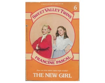 Sweet Valley Twins- #6 The New Girl, by Francine Pascal