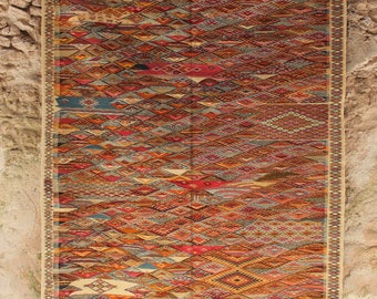 Extremely detailed Moroccan Rug