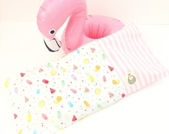 Summer POP Baby Buckwheat Pillow