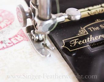 Featherweight Seam Guide, Fits Singer Featherweight 221, 222 and more