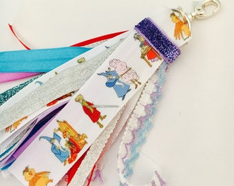 Sword in the Stone Tassel/Keychain
