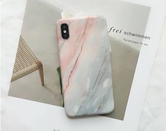 Marble case.iPhone X case.iPhone 10 case.Marble iPhone X case.Soft iPhone X case.Rubber iPhone X case.iPhone case.Stone case.Gift for Her