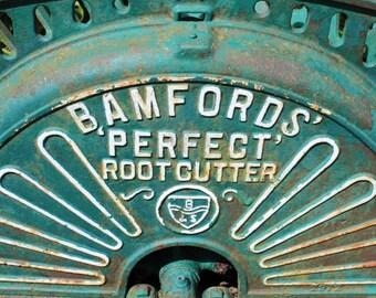 Bamfords Root Cutter