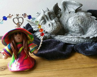 "Lil' Mz. Rainbow Witch ~ ""Everyone Deserves Love & Peace"""