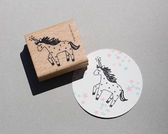 Stamp Unicorn