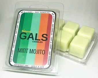Mint Mojito Soy Wax Melt Organic