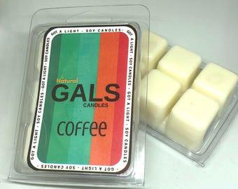 Coffee Soy Wax Melt Organic