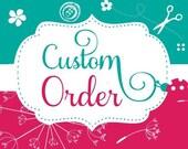 Custom Order for brrobbins1 - Small Spellbound Bookmark
