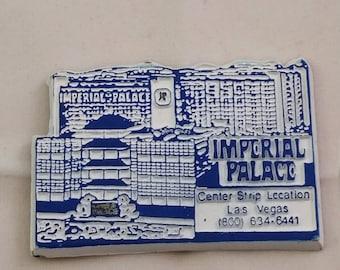 Imperial Palace Las Vegas Vintage Magnet
