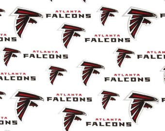 "NFL Atlanta Falcons Football Valance Curtain 54"" W x 13"" L"