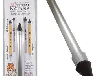 Crystal Katana Replacement Tip