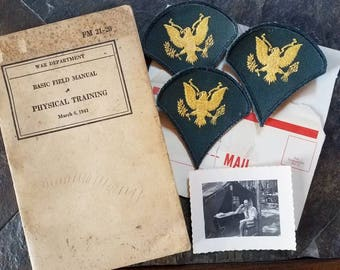 Mixed WWII Era Military Lot
