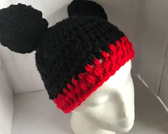Childs Mickey Mouse hat