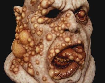 Boomer Blister Zombie Latex Mask