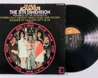 The 5th Dimension - The Age Of Aquarius Soul City SCS-92005 (1969) Funk / Soul, R & B