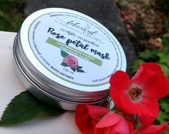 Rose PETAL MASK 100ML
