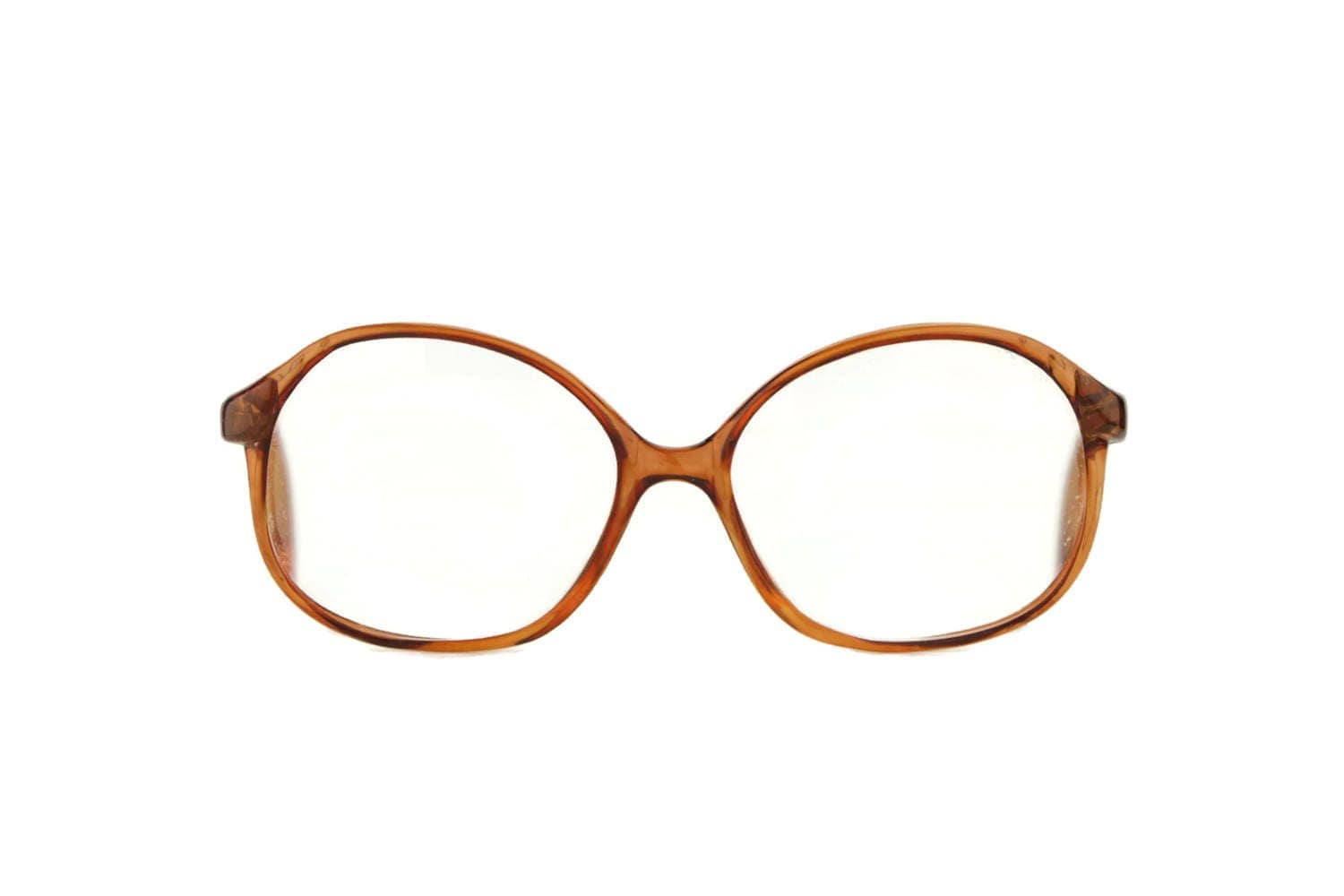 8f1c85bded GORMANNS  vintage glasses frame brown style Hippie Cat Eye rimmed square